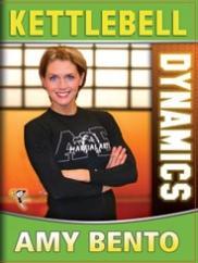 Amy Bento: Kettlebell Dynamics DVD