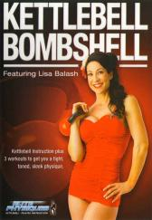 Kettlebell Bombshell with Lisa Balash DVD