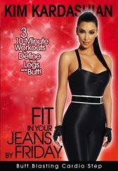 Kim Kardashian: Butt Blasting Cardio Step DVD