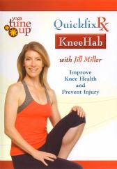 Quickfix Rx: KneeHab for Knee Health with Jill Miller DVD