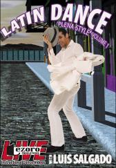Latin Dance Plena Style Volume I with Luis Salgado DVD