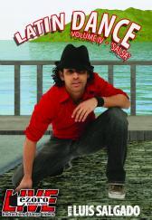 Latin Dance Salsa Volume IV with Luis Salgado DVD