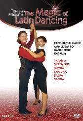 The Magic of Latin Dancing with Teresa Mason DVD