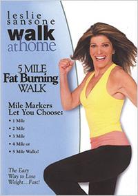 Leslie Sansone 5 Mile Fat Burning Walk