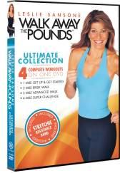 Leslie Sansone: Walk Away the Pounds Ultimate Collection DVD