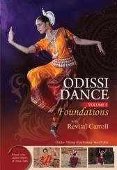 Revital Carroll: Odissi Dance Vol. I Foundations