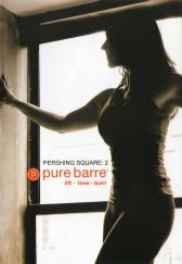 Pure Barre: Pershing Square 2 Ballet, Dance and Pilates Fusion DVD