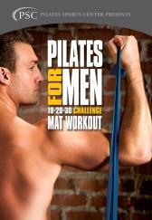 Pilates for Men 1: Challenge Mat Workout DVD