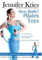 New Body! Pilates Toys with Jennifer Kries DVD