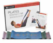 Pilates BodyBand Workout Kit with Pilates BodyBand Video