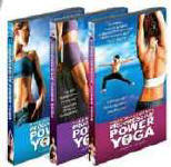 Mark Blanchard's Progressive Power Yoga Trilogy