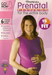 Go Mom Fitness: Prenatal Fitness for the Entire Body DVD
