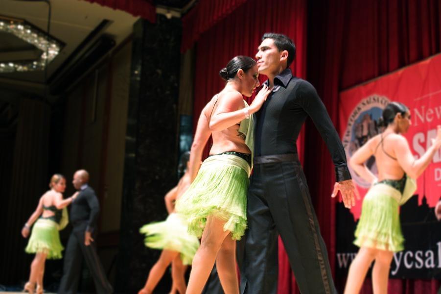 Salsa New York on Mambo Dance Steps