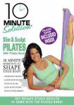 10 Minute Solution Slim & Sculpt Pilates Video with Pilates Band