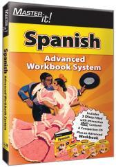 Master It! Spanish Advanced Workbook System