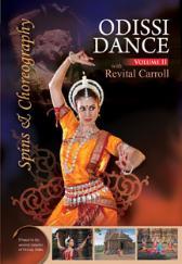 Revital Carroll: Odissi Dance Vol. II Spins & Choreography DVD