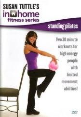 Susan Tuttle's In Home Fitness: Standing Pilates DVD