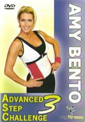 Advanced Step Challenge 3 with Amy Bento DVD