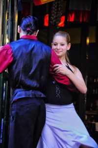 Street Tango, La Boca, Argentina
