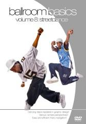 Ballroom Basics Volume 8: Streetdance DVD