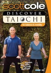 Scott Cole: Discover Tai Chi for Balance and Mobility DVD
