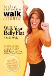 Leslie Sansone: Walk Your Belly Flat DVD