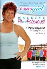 Walking Fit and Fabulous! DVD