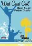 West Coast Cool Basic Co-ed Partner Stunts