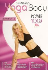 Yoga Body: Power Yoga with Stacy McCarthy DVD