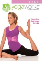 Yogaworks: Fit Abs DVD