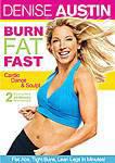 Denise Austin Burn Fat Fast Cardio Dance & Sculpt