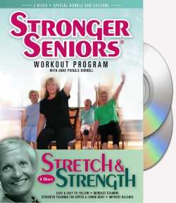 Senior Dance And Exercise Videos Dvds And Books
